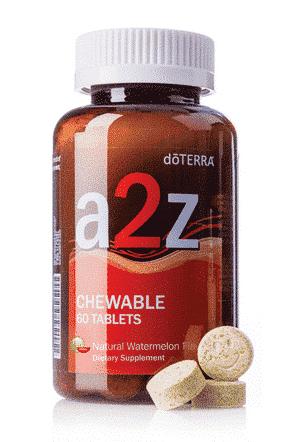 dōTERRA a2z Chewable –  Kauwtabletten